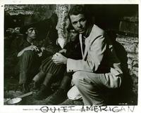 The Quiet American - 8 x 10 B&W Photo #1