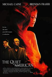 The Quiet American - 11 x 17 Movie Poster - Style B