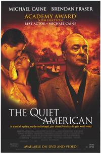 The Quiet American - 11 x 17 Movie Poster - Style C