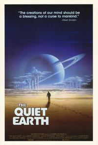 The Quiet Earth - 27 x 40 Movie Poster - Style A
