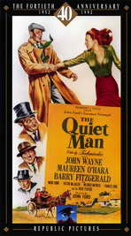 The Quiet Man - 11 x 17 Movie Poster - Style B