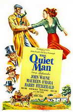 The Quiet Man - 11 x 17 Movie Poster - Style A