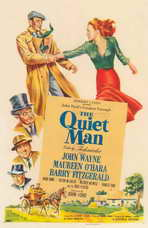 The Quiet Man - 11 x 17 Movie Poster - Style C