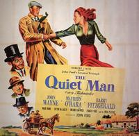 The Quiet Man - 11 x 14 Movie Poster - Style A