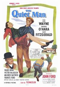 The Quiet Man - 43 x 62 Movie Poster - Bus Shelter Style A