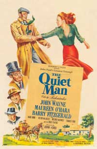 The Quiet Man - 43 x 62 Movie Poster - Bus Shelter Style B