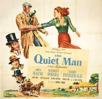 The Quiet Man - 30 x 30 Movie Poster - Style A