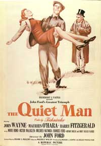 The Quiet Man - 11 x 14 Movie Poster - Style B
