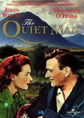 The Quiet Man - 11 x 17 Movie Poster - Style H