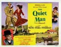 The Quiet Man - 30 x 40 Movie Poster UK - Style A