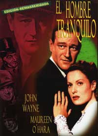 The Quiet Man - 11 x 17 Movie Poster - Spanish Style F