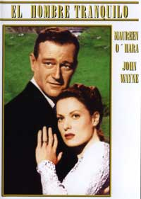 The Quiet Man - 27 x 40 Movie Poster - Spanish Style B