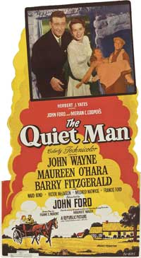 The Quiet Man - 20 x 40 Movie Poster - Style A