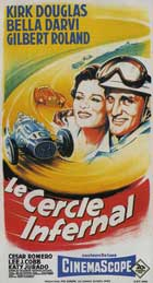 The Racers - 11 x 17 Movie Poster - French Style A