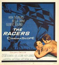 The Racers - 11 x 17 Movie Poster - Style A