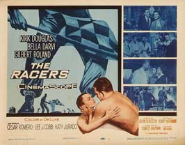 The Racers - 11 x 14 Movie Poster - Style A