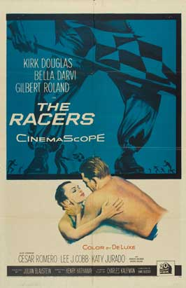 The Racers - 27 x 40 Movie Poster - Style B