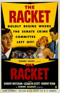 The Racket - 11 x 17 Movie Poster - Style A
