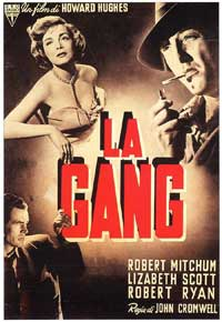 The Racket - 11 x 17 Movie Poster - French Style A