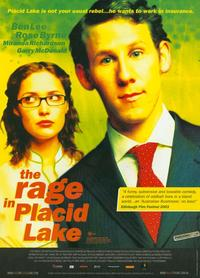 The Rage in Placid Lake - 11 x 17 Movie Poster - Style B