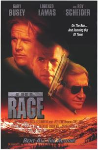 The Rage - 11 x 17 Movie Poster - Style A