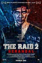 The Raid 2 - 11 x 17 Movie Poster - Style B
