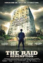 The Raid - 11 x 17 Movie Poster - Style A