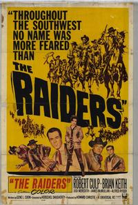 The Raiders - 27 x 40 Movie Poster - Style A