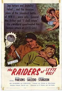Raiders of Leyte Gulf - 27 x 40 Movie Poster - Style A