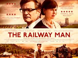 The Railway Man - 30 x 40 Movie Poster UK - Style A