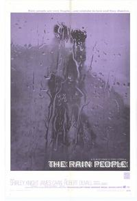 The Rain People - 43 x 62 Movie Poster - Bus Shelter Style A