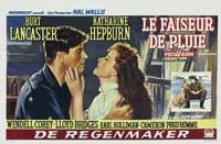 The Rainmaker - 14 x 22 Movie Poster - Belgian Style A