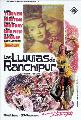 The Rains of Ranchipur - 27 x 40 Movie Poster - Spanish Style A