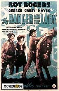 Ranger and the Lady - 27 x 40 Movie Poster - Style A