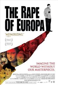 The Rape of Europa - 11 x 17 Movie Poster - Style A