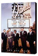 The Rat Pack - 27 x 40 Movie Poster - Style A - Museum Wrapped Canvas