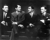The Rat Pack - 8 x 10 B&W Photo #1