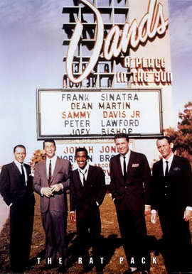 The Rat Pack - 11 x 17 Movie Poster - Style A