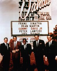 The Rat Pack - 8 x 10 Color Photo #1