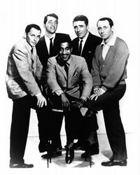 The Rat Pack - 8 x 10 B&W Photo #2