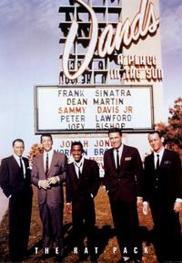 The Rat Pack - 43 x 62 Movie Poster - Bus Shelter Style A