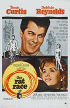 The Rat Race - 27 x 40 Movie Poster - Style B