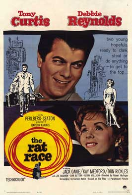 The Rat Race - 27 x 40 Movie Poster - Style A