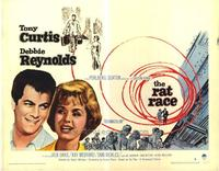 The Rat Race - 22 x 28 Movie Poster - Half Sheet Style A