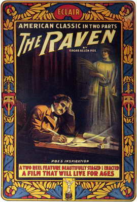 The Raven - 11 x 17 Movie Poster - Style A