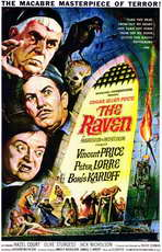 The Raven - 11 x 17 Movie Poster - Style C