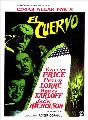 The Raven - 11 x 17 Movie Poster - Spanish Style A