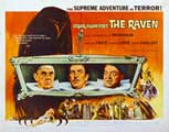 The Raven - 22 x 28 Movie Poster - Half Sheet Style A