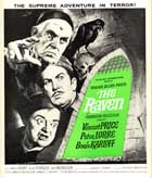 The Raven - 27 x 40 Movie Poster - Style D