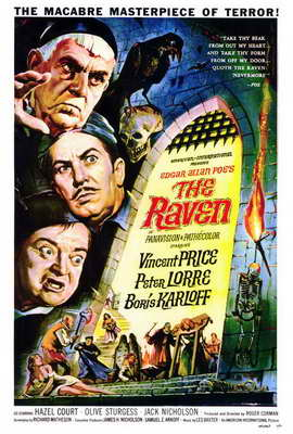 The Raven - 27 x 40 Movie Poster - Style C